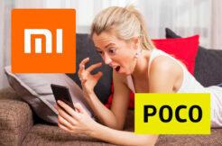 Xiaomi a POCO telefony zhasínání displeje proximity senzor dotazník