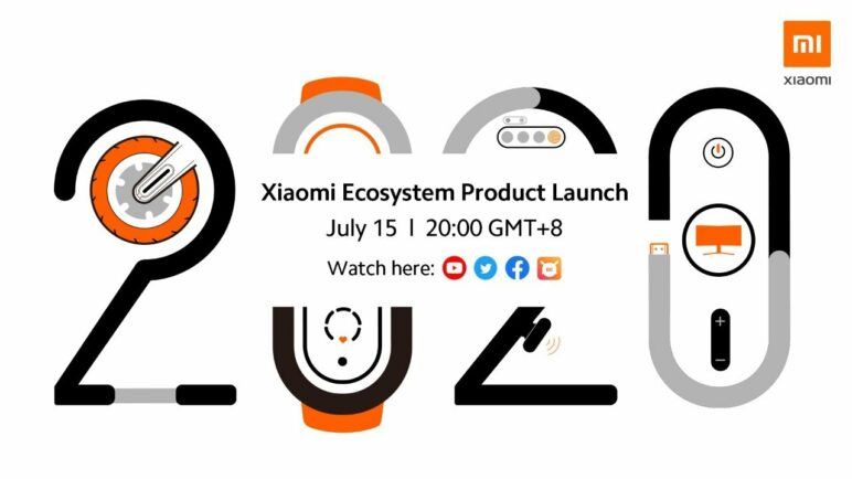 Xiaomi Ecosystem Product Launch 2020