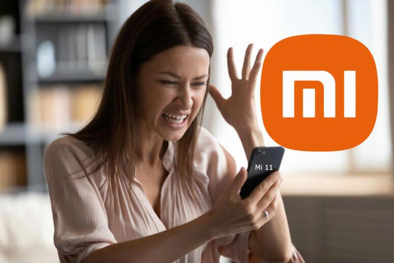 Xiaomi Mi 11 Redmi Note problém nereaguje dotyk