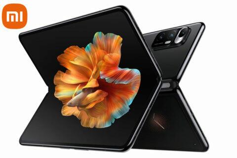Xiaomi Mi MIX Fold2 120 Hz displej
