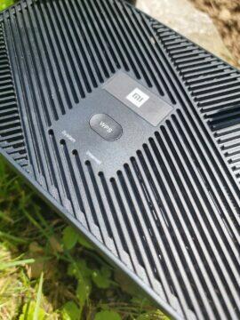 Xiaomi Mi Router CR6606 konstrukce panel
