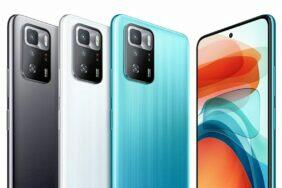 Xiaomi POCO X3 GT Redmi Note 10 Pro 5G