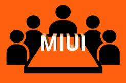 Xiaomi skupina MIUI Pioneer Group