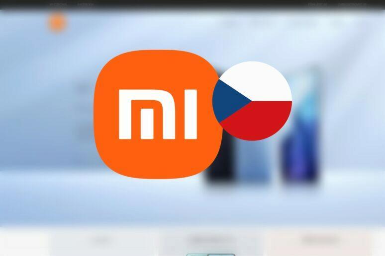 Xiaomi web v češtině