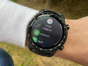 zlepšení baterie u wear os hodinek