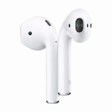 1 Apple AirPods 2019