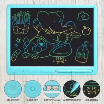 15 elektronická kreslicí tabulka