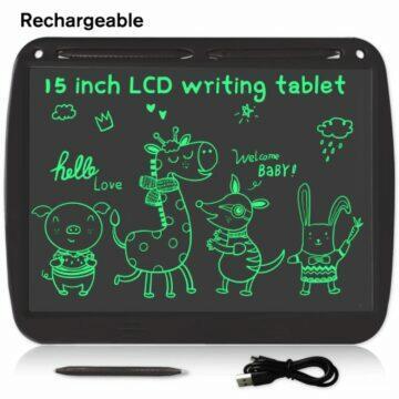 15 elektronická kreslicí tabulka kabel tužka