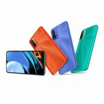 7) Xiaomi Redmi 9T barvy