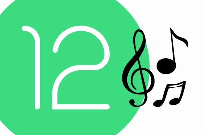 Android 12 zvuky Pixel Google Sounds