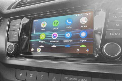 Android Auto tapeta tapety