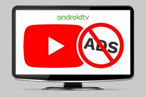 Android TV YouTube bez reklam zdarma