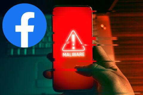 aplikace kradou hesla facebook malware