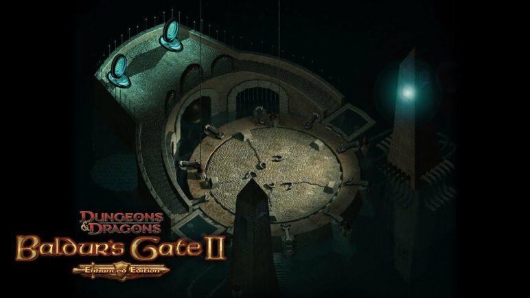 Baldur's Gate II: Enhanced Edition - Gameplay Android et iOS (iPhone / iPad) par KickMyGeek