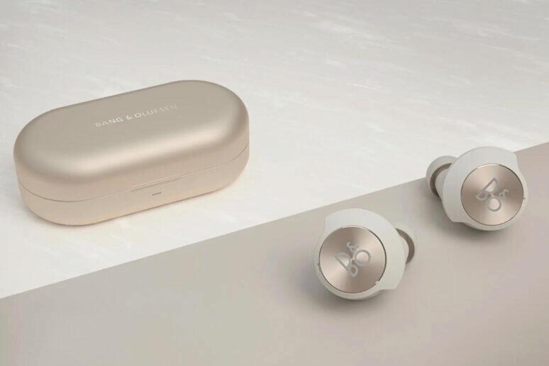 bezdrátová sluchátka android