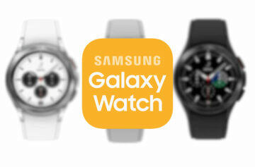 chytré hodinky Samsung Galaxy Watch 4 Classic luxusní hodinky smartwatch