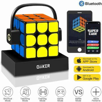 chytré hračky pro děti zboží z Číny AliExpress Xiaomi Giiker i3s chytrá Rubikova kostka