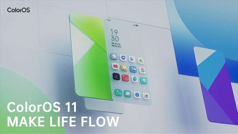 ColorOS 11丨Features Highlight Video