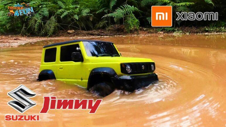 Extreme Suzuki Jimny | XIAOMI Mi Car | Unboxing & First Drive | Cars Trucks 4 Fun