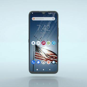 freedom phone design