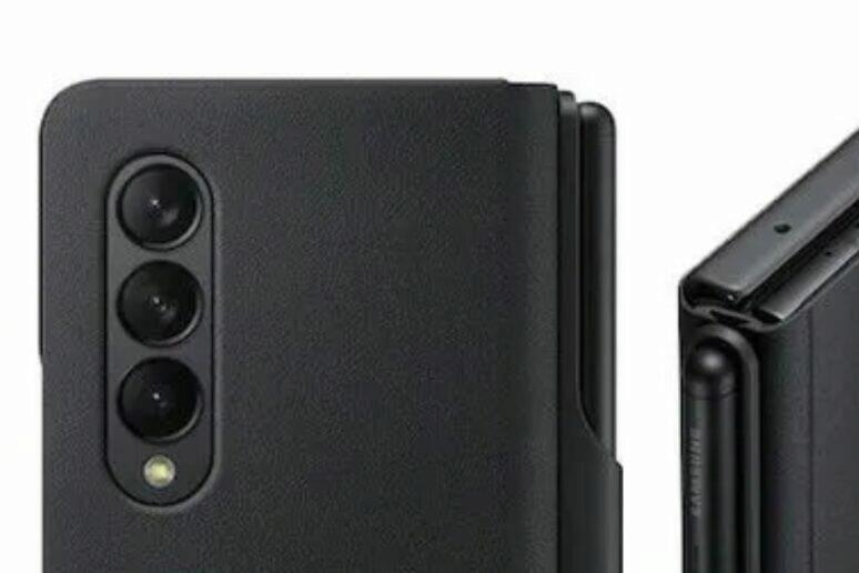 Galaxy Z Fold3 S Pen obal