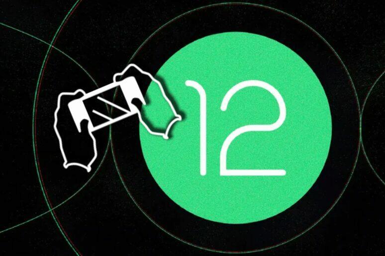 Google Android 12 hraní nestažených her