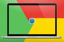 Google Chrome zavírání karet