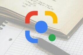 Google Lens snímání