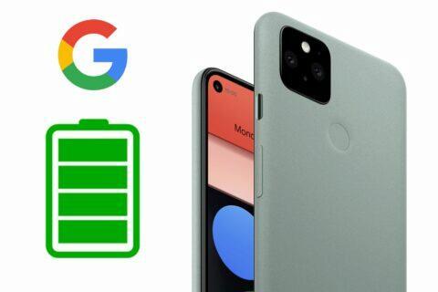 Google Pixel zvýší životnost baterie