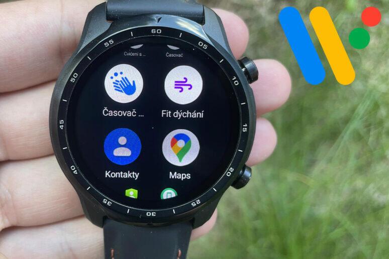 Google Wear OS aplikace