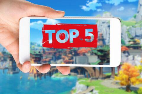 hry na mobil s nejlepší grafikou 5 android her s nejlepší grafikou