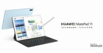 Huawei MatePad 11 oficiálně
