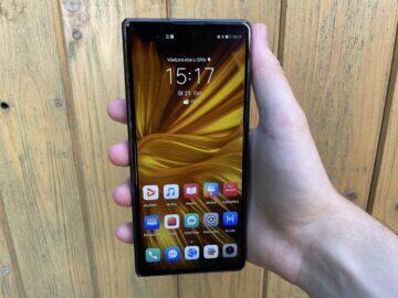 huawei ohebný mobil