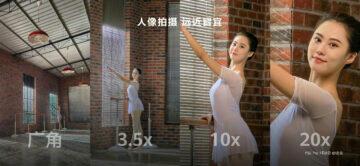 Huawei P50 a P50 Pro fotoaparáty