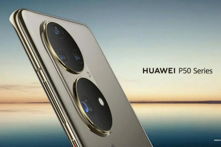 huawei p50 pro maketa