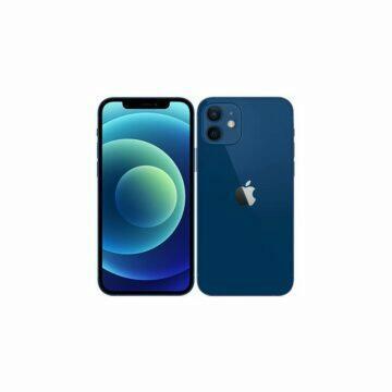 iphone 12 mini modrá