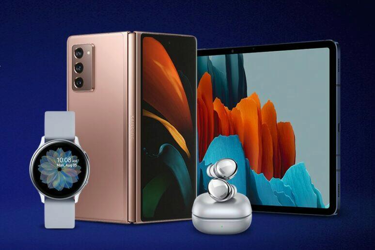 letní akce Samsungu plná speciálních nabídek