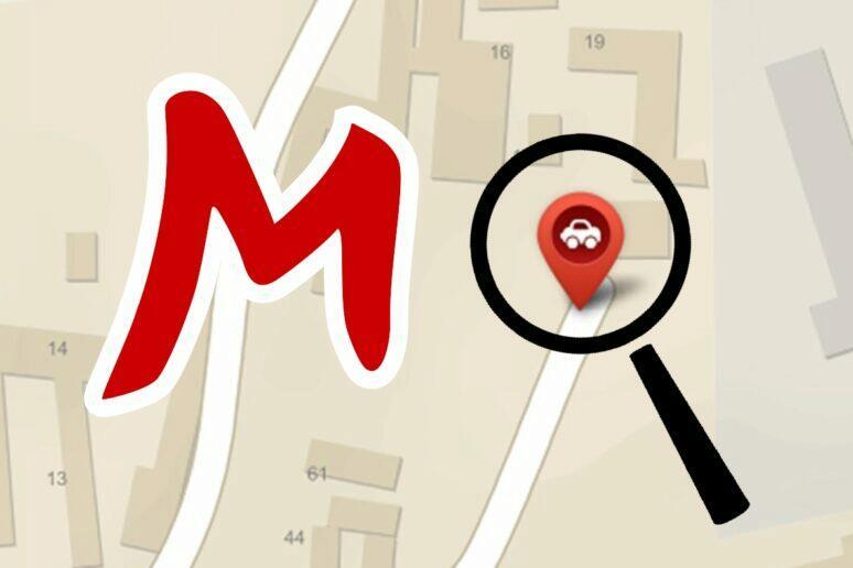 Mapy.cz snímkovací auta Cyclomedia