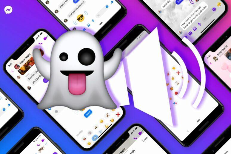 Messenger Facebook Soundmoji