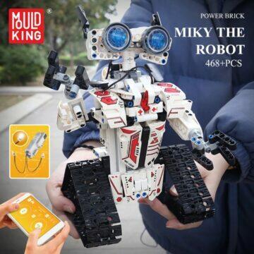 Miky The Robot od Mould King skládačka