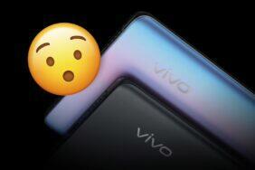 mobil s létající kamerou Vivo patent