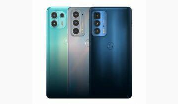 Motorola Edge 20 Pro 8k video
