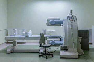 MRI magnetická rezonance