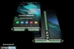 Nástupce Samsung Galaxy Note 20 skládací telefon Galaxy Note S Pen