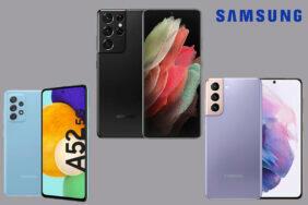 nejlepší telefony samsung 2021
