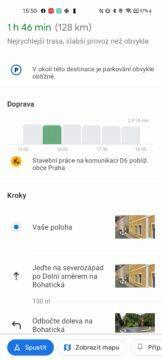 nejlepší triky pro google mapy