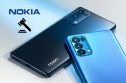 Nokia Oppo patenty