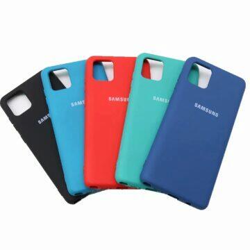 Obaly na Samsung Galaxy A51 A71 barvy