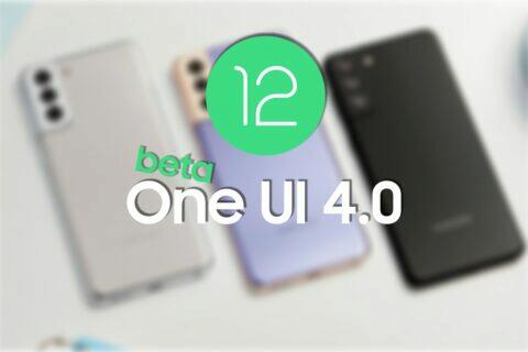 One UI 4.0 beta Android 12 Galaxy S21
