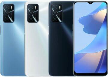 Oppo A16 nový mobil
